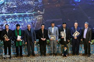 Quran Competition Held at Abdul Azim Hassani Holy Shrine