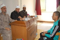 University Students Quran Competition Underway in Egypt