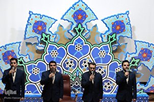 Quran Competition for Iran's Defense Ministry Staff