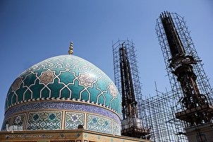 Renovation of Ali ibn Mahziar Mausoleum Underway in Ahvaz