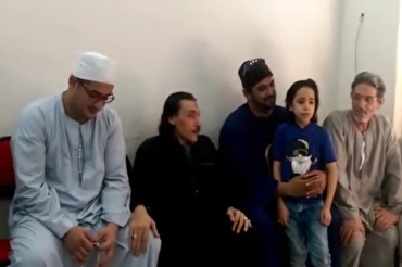Mahmoud Shahat Anwar Listens As Egyptian Kid Recites Quran (+Video)